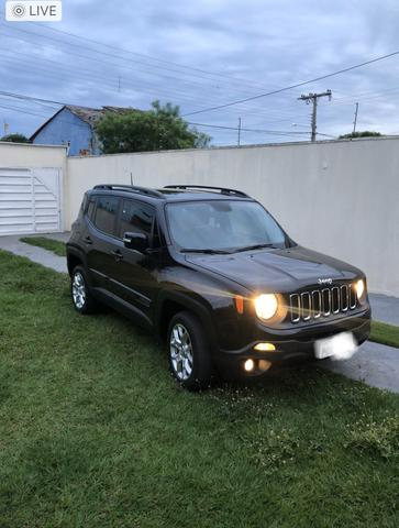 Jeep Renegade Longitude Diesel Com Teto Panorâmico (Unico a venda em Gyn) TOP!!! - Foto 20
