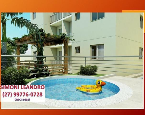 SCL - 03 - Apartamento 2qrts, itbi e registro grátis em Jacaraipe - Foto 6