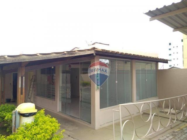 Apartamento com 2 dormitórios para alugar, 55 m² por r$ 600,00/mês - candeias - vitória da - Foto 10