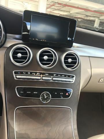 Mercedes C 180 2019 (igual zera) - Ágio ou quitada - Foto 6