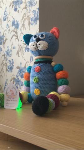 Gato Amigurumi - Foto 2