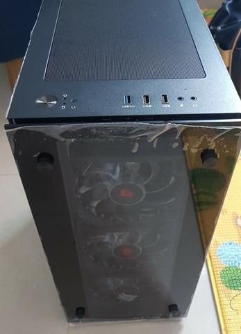 Computador Gamer, Ryzen 4.2GHz, 16Gb DDR4 3200MHz, GTX1660 6Gb GDDR6, SSD480Gb - Foto 3