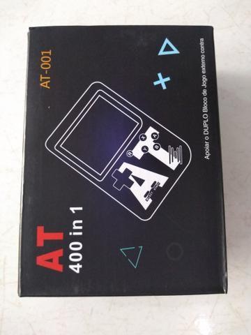 Mini vídeo games At. 400 jogos!