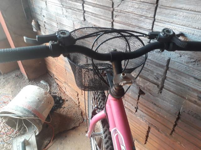 Vendo bicicleta alegra cite valor normal 500 na loja - Foto 2