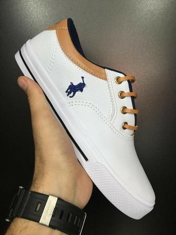 Tênis Polo Wear Comfort - Foto 4