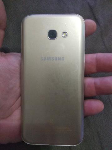 Samsung A5 2017, memória 32gb, ram 2 gb