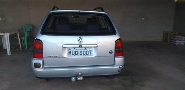 Vendo Parati 1997 completa motor 1.6 ap - Foto 4