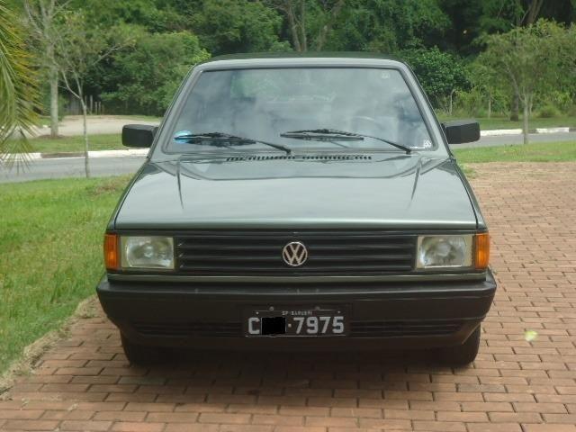 Vw - Volkswagen Gol Gl 1.6 1988 Raríssimo Grupo 3 Placas Preta - Foto 2