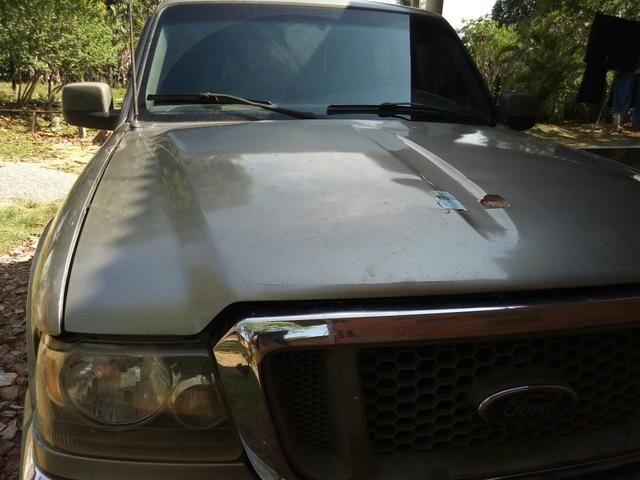 Camionete Ranger 2.8 4x4 diesel 26.000 - Foto 2