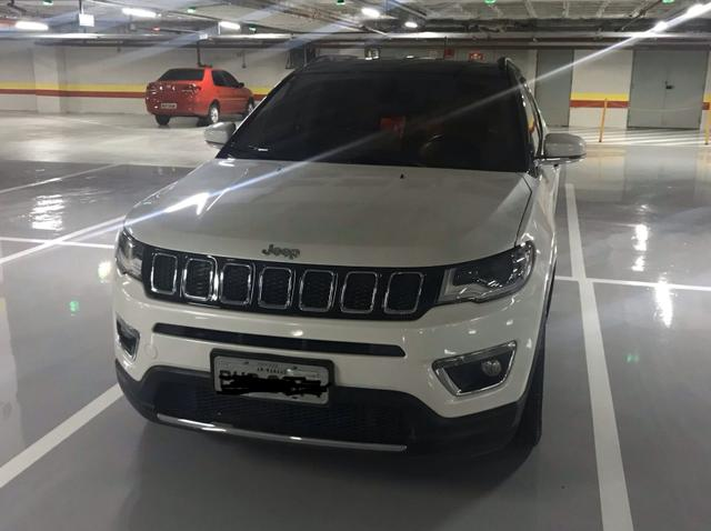 Jeep Compass Limited 2017/2017 - Foto 2