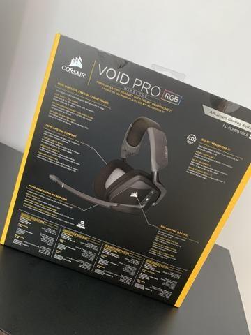 Headset Corsair Void Pro Wi-Fi - Foto 3