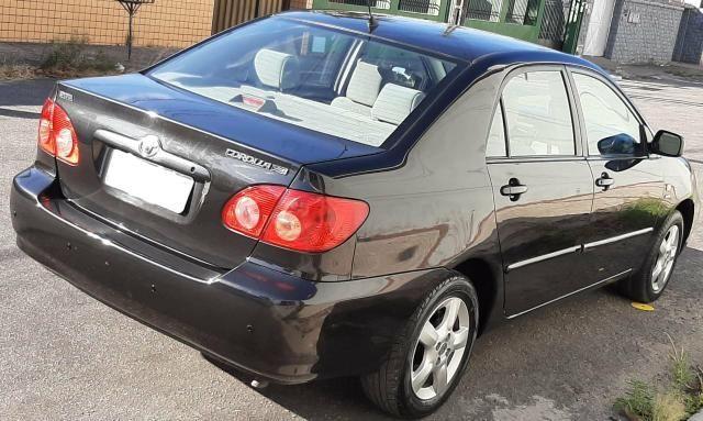 Corolla XEi 2006 AUT. - Novíssimo - Foto 9