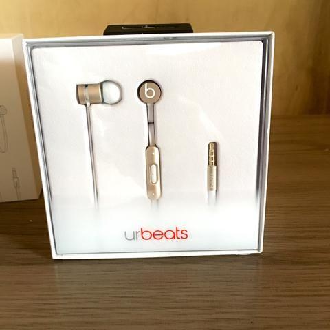 Fone Beats UrBeats 2 (Novo/Lacrado/Original) Gold Edition