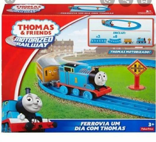 Ferrovia Thomas e seus amigos - Foto 5