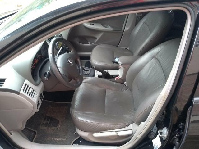 Corolla 2009 automático - troco menor valor - Foto 8