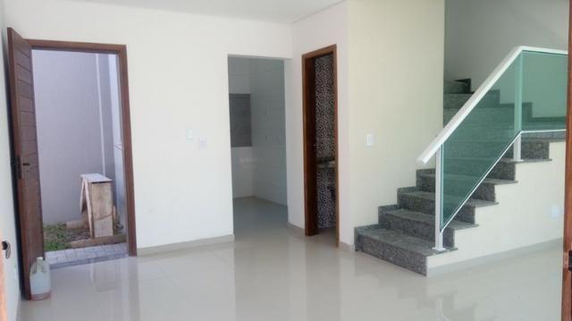 Excelentes Sobrados Tríplex em Condomínio - Pinheirinho - Apenas 4 unidades internas - Foto 8