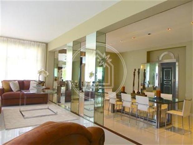 Casa à venda com 4 dormitórios em Cosme velho, Rio de janeiro cod:758562 - Foto 4