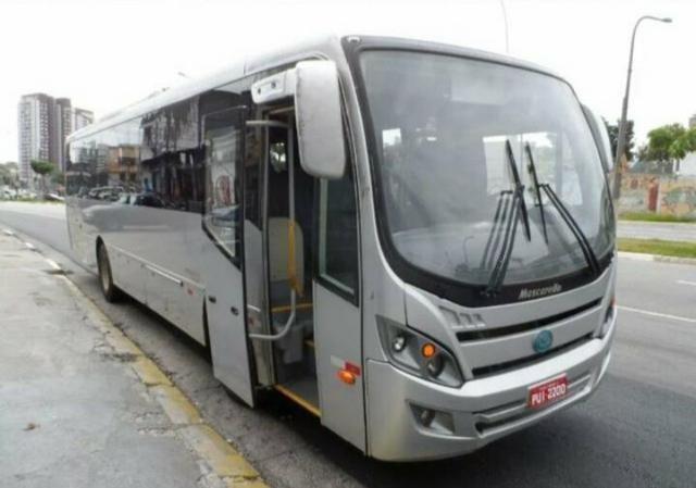 Ônibus com entrada + parcela - Foto 2