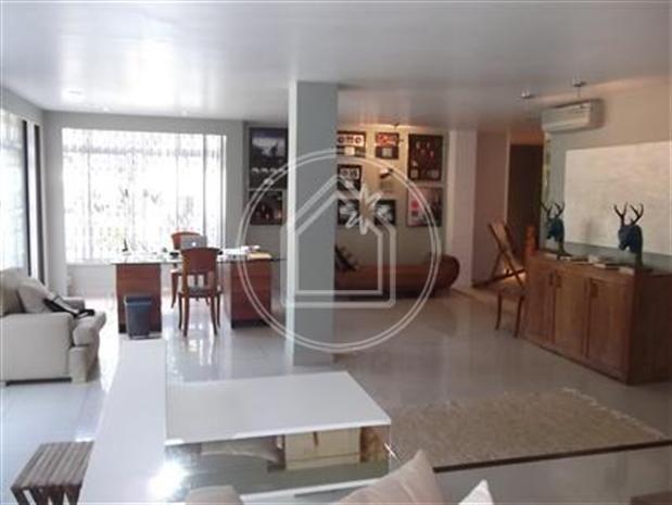 Casa à venda com 4 dormitórios em Cosme velho, Rio de janeiro cod:758562 - Foto 7