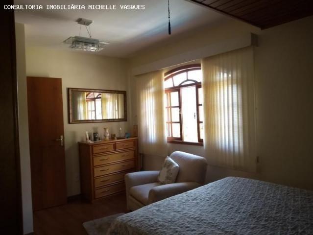 Casa para Venda em Teresópolis, IUCAS, 1 dormitório, 2 suítes, 4 banheiros, 1 vaga - Foto 13