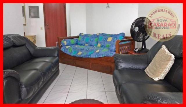 Apartamento com 1 dormitório à venda, 61 m² por R$ 225.000 - Boqueirão - Praia Grande/SP
