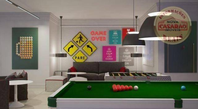 Apartamento com 2 dormitórios à venda, 72 m² por R$ 362.373 - Cidade Ocian - Praia Grande/ - Foto 16