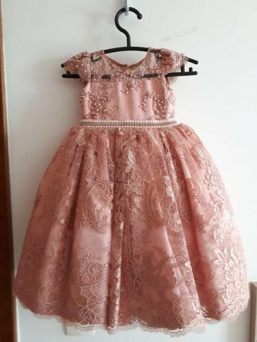 5522d44ad5d07f Vestido de luxo mãe e filha