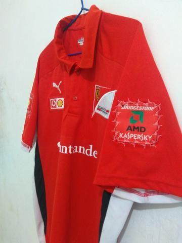 c3687d55cd Camisa Puma Scuderia Ferrari Original nova - Roupas e calçados - Eng ...