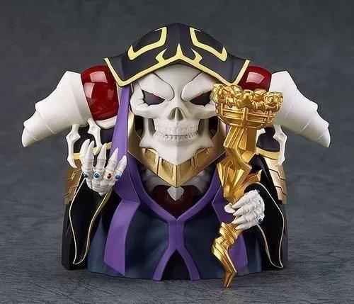 Figura Ainz Ooal Gown Momonga Overlord Nendoroid 10cm - Foto 3