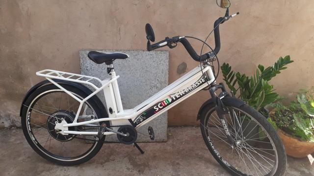 Bicicleta Elétrica Scooter Brasil Daytona (leia a descrição)