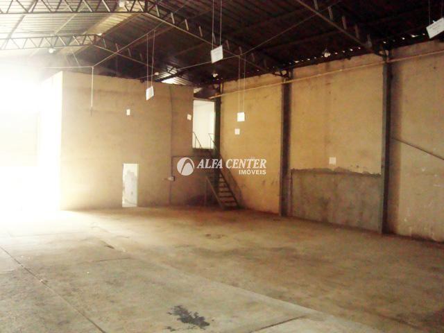 Galpão para alugar, 320 m² por r$ 2.500/mês - setor cândida de morais - goiânia/go - Foto 2