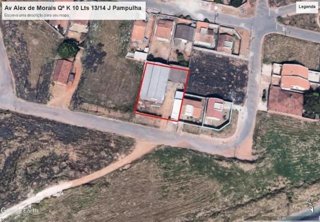 Galpão à venda, 260 m² por r$ 570.000,00 - jardim pampulha - aparecida de goiânia/go - Foto 12