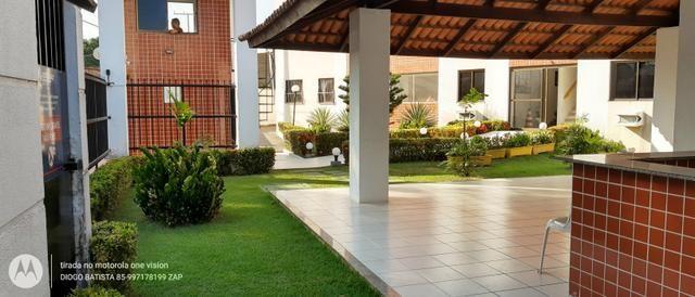 Apartamento no centro de Messejana, _ quartos móveis projetados - Foto 9
