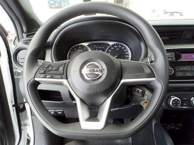 Nissan Kicks 1.6 Flex S 4P Xtronic Branco - Foto 8
