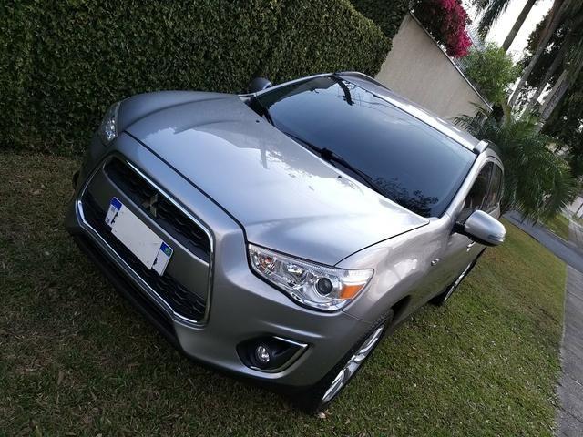 ASX 4WD 2014 Cinza Sem Igual - Foto 10