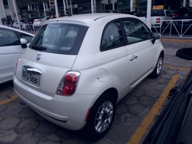 Fiat 500 Cult 1.4 Flex - Foto 5