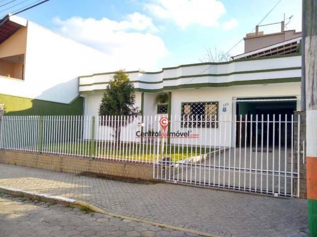 Casa com 4 dormitórios à venda por R$ 530.000 - Monte Alegre - Camboriú/SC