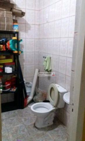 Imirim-zn/sp- sobrado 3 dormitórios,1suíte,2 vagas- r$ 580.000,00 - aceita permuta! - Foto 17