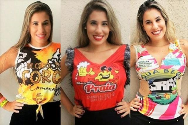 Projetos Profissionais para escolas de Samba Blocos de Carnaval Abadás Regatas Uniformes - Foto 6