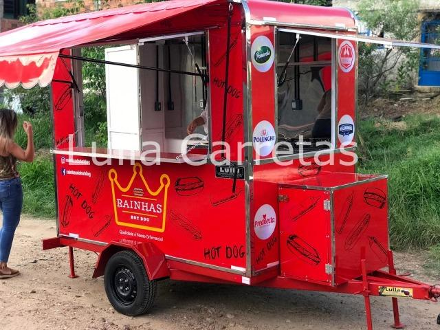 Fábrica de Trailer Food Truck - Foto 2