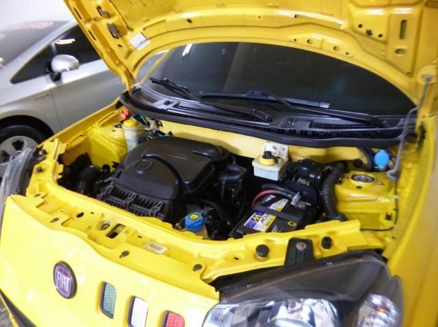 Fiat uno sporting evo 1.4 8v 4p flex 2012/2013 amarelo - Foto 5