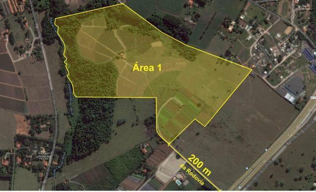 Área Industrial entre Indaiatuba/campinas