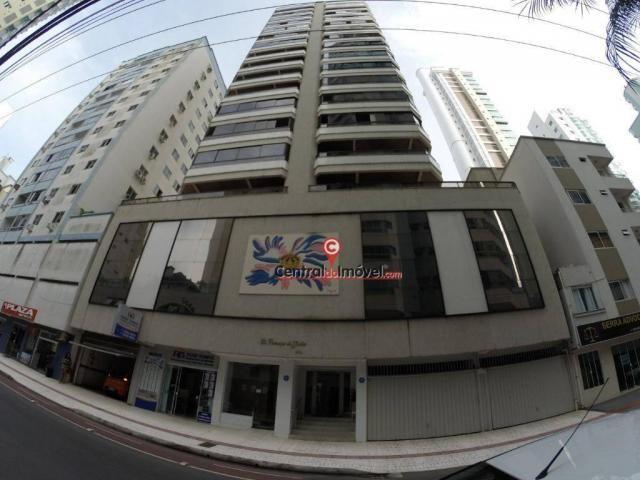 Apartamento com 3 dormitórios para alugar, 128 m² por r$ 450/dia - centro - balneário camb - Foto 18