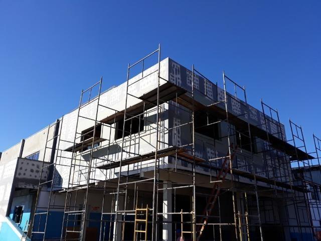 Steel frame forros drywall e forros em usopor