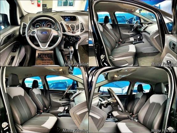 Ford Ecosport ECOSPORT 2.0 SE 16V 4P - Foto 5