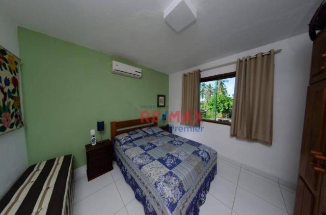 Casa com 3 dormitórios à venda, 250 m² por r$ 1.200.000 - condomínio verdes mares - ilhéus - Foto 15