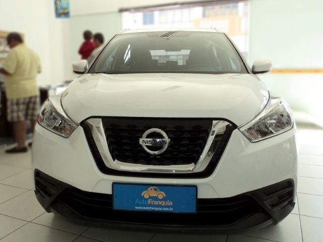 Nissan Kicks 1.6 Flex S 4P Xtronic Branco - Foto 2