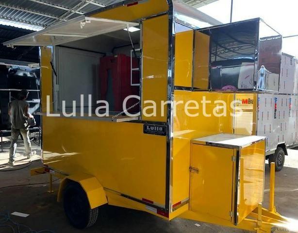 Fábrica de Trailer Food Truck - Foto 3