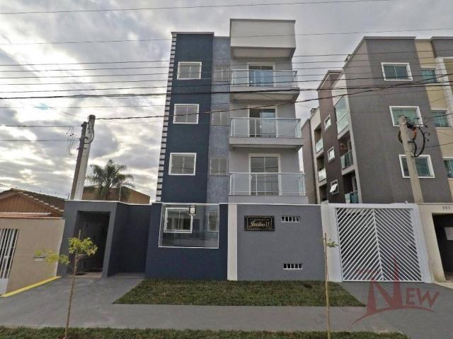 Excelente apartamento com 02 quartos no Cidade Jardim, São José dos Pinhais - Foto 2