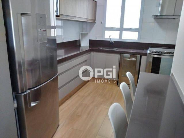 Apartamento com 3 dormitórios para alugar, 97 m² por R$ 2.500/mês - Jardim Nova Aliança Su - Foto 6